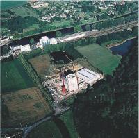 La nouvelle usine Sopral à Pléchatel.