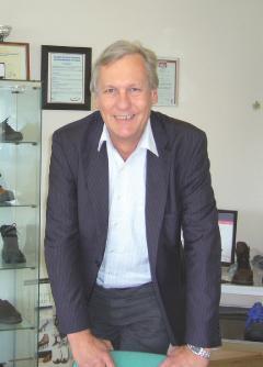 HUGUES MILLE, président de Mille SAS, à Courthézon (Vaucluse)