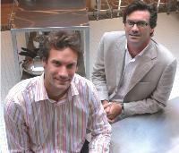 Les frères Bergerault (François, à gauche, et Nicolas, à droite) comptent décliner leur concept en franchise.