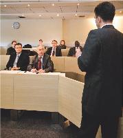L'IFG-Cnof propose une formation «Dirigeants de PME» de 22 jours sur un an