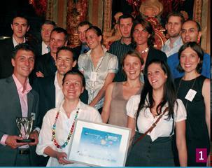 1- L'équipe des Toques-idbuffet.com.