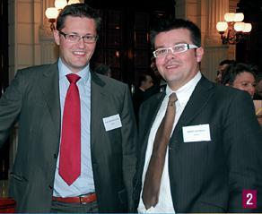 2- Marc Fernandez-Lado et Benoît Jeanneau (Mobilis).