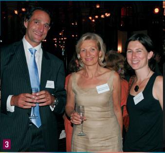 3- Hervé Lenglart (Editialis), Elisabeth de Dieuleveult et Sophie Plaisance (APCM).