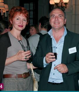 4- Pascal Boureau (Indigo) et son épouse.