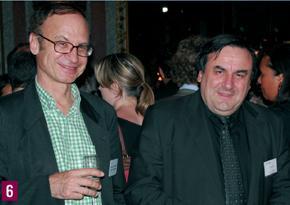 6- Jean-Julien Pascalet (PR Formance) et Jean-Claude Degand (Moviken).