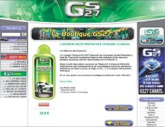 Le site GS27.com met tous les 15 jours un produit à l'honneur en lui consacrant une animation flash.