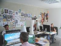 Des locaux organisés pour le bien-être des salariés