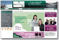Le site www.institut-sage.com est un véritable lieu d'échanges.