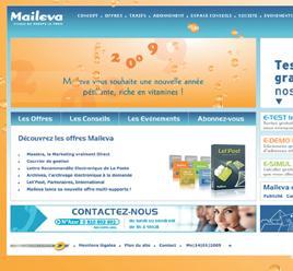 Maileva simplifie l'envoi de mailings