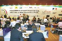 Du 10 au 15 novembre 2008, à São Paulo, 120 dirigeants de PME françaises ont noué des contacts avec des entreprises brésliennes ciblées.