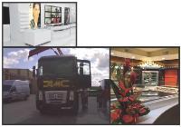 Spécialisée dans la fabrication de vitrines réfrigérées haut de gamme, AMC mise sur un marché peu développé pour s'implanter au Brésil et compte réaliser, dès la première année, 4 à 5 millions d'euros de chiffre d'affaires.