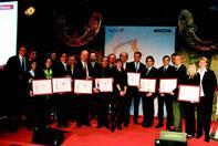Les lauréats 2008