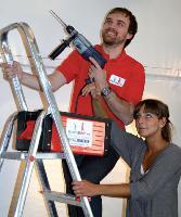 En 2008, les 95 salariés de BienServi ont bénéficié de 1 500 heures de formation continue.