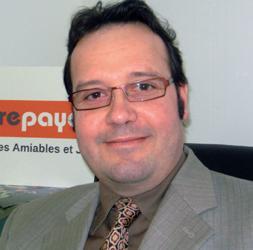 Pascal Abel, directeur associé de Sefairepayer.com, plaide en faveur d'une réduction ferme des délais de paiement.
