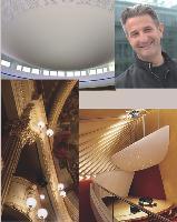 Christian Werey a rejoint Werey-Stenger, l'entreprise familiale spécialisée dans les plafonds haut de gamme, en 1977. Il en est aujourd'hui le gérant.