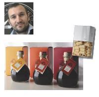 Sébastien Exertier et ses trois amis gourmets ont sélectionné 15 producteurs de produits italiens haut de gamme.