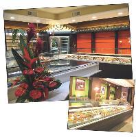 Grâce à ses vitrines réfrigérées haut de gamme, AMC Grosier compte, parmi ses clients, de grands noms des métiers de bouche.