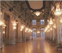 Foyer de l'opéra de Nancy