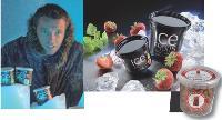 Pour vendre ses fruits secs, Franck Bonfils, gérant d'Un Air d'ici, privilégie les centrales régionales.