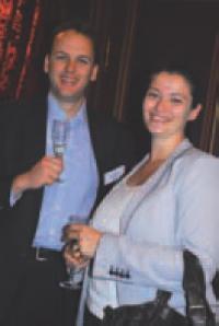 8 Andrew Brown et Nathalie Renson (Regus)