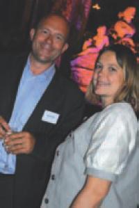 11 Stéphane Grosier (AMC Grosier) et Elisabeth Rochas (UbiFrance)