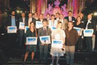Les lauréats des trophées 2009 au grand complet.