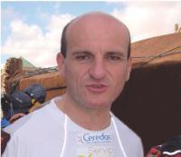 Gilles Gabrielli a participé au Marathon des Sables, grâce au soutien de Ceredas.