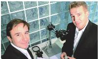 Pour Eric et Patrick Bezicot, soutenir un marathonien a permis de réaffirmer les valeurs de leur PME spécialisée dans le secteur médical.