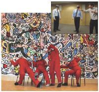 Féru de théâtre, Laurent Pewzner enseigne désormais des techniques d'improvisation dans de grandes entreprises.