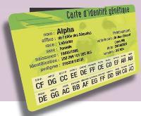 Associé au pedigree, le test ADN développé par Antagène confirme l'ascendance des chiens et chats.