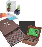Des cadeaux originaux, conçus en tenant compte des problématiques de développement durable.