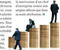 Un patron français de PME gagne 5 680 euros nets par mois en moyenne