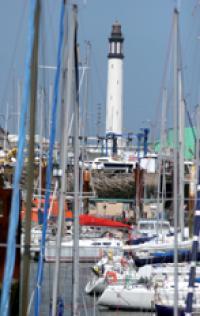 Le phare de Dunkerque