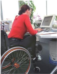 Handicapés: les entreprises sont à la traîne