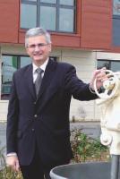 Benoît Rousseau, dirigeant de la pâtisserie industrielle, a pu compter sur la solidarité de son équipe.