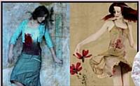 Avance Diffusion a lancé une marque de vêtements féminins inspirés des toiles d'artistes contemporains.