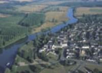 Le village d'Ecouflant
