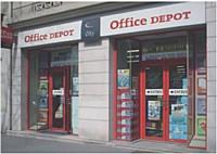 Des magasins conçus sur le modèle de la grande distribution, situés en centre-ville, telle est la stratégie d'Office Depot.
