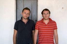 Sébastien Kopp et François-Ghislain Morillion.