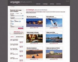 Proposer des séjours haut de gamme à prix réduit, tel est le créneau du site voyage-prive.com