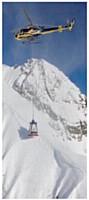 Déclencheur d'avalanches héliporté, Daisybell est breveté dans 15 pays.