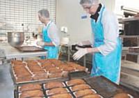 La branche bio génère 40 % des ventes de la Biscuiterie terre et soleil. Les 60 % restants sont assurés par ses boutiques spécialisées dans les produits bretons.