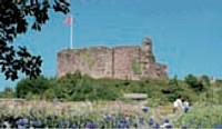 Le château d'Epinal