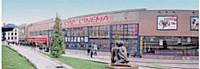 Les multiplexes de Cap'Cinéma sont construits sur 3 000 m2 au lieu de 18 000 habituellement.