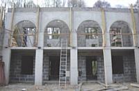 Annick Berrier a fondé en 1981 son entreprise spécialisée dans le bâtiment et le gros oeuvre.