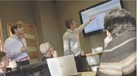 Comptabilité, fiscalité, gestion du personnel à l'ESJDB, toutes les problématiques du chef d'entreprise sont abordées.