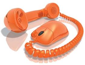 TELEPHONIE SUR INTERNET: LES PME ENCORE PEU EQUIPEES