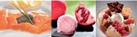 Afin de désaisonnaliser sa production, le glacier Philippe Faur propose, à côté de ses desserts givrés traditionnels, des glaces salées aux parfums originaux: wasabi, caviar ou encore truffe.