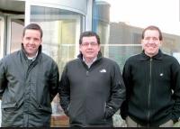Depuis plus de 20 ans, Pierre, Philippe et Jacques Czernik gèrent l'entreprise familiale.