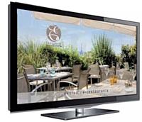 Mickael Hadjadj pense que le label «vu à la télé confère sérieux et crédibilité à Exclusive Restaurants.